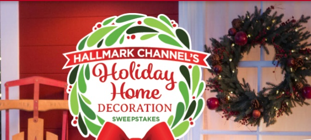 Crown Media Hallmark Channel Holiday Home Decoration Sweepstakes