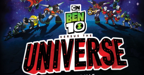 GayNYCDad Ben 10 Vs. The Universe The Movie Giveaway