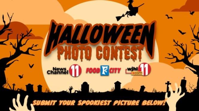 Halloween Photo Gift Card Contest
