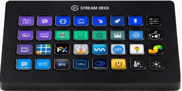 MiniBuffs Elgato Stream Deck XL Giveaway