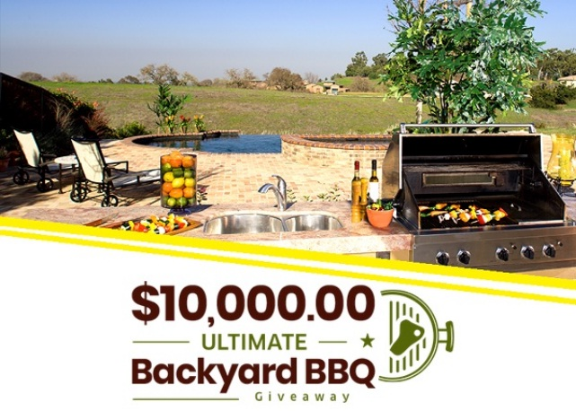 PCH $10000 Ultimate Backyard BBQ Sweepstakes