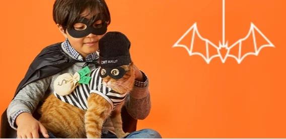 Petco Halloween Make A Scene Contest