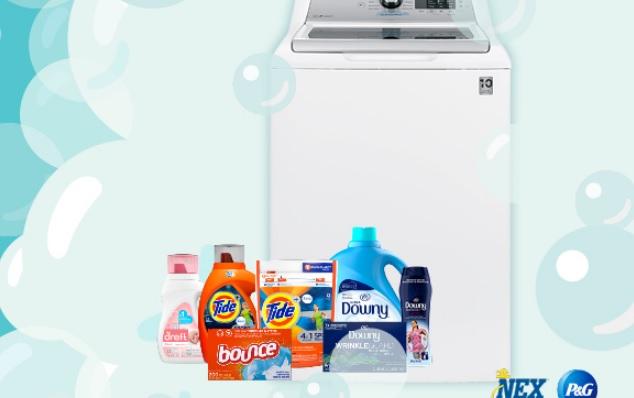 Proctor And Gamble GE Washing Machine Sweepstakes