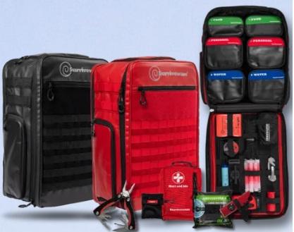Surviveware Survival Backpack Giveaway