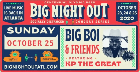 The Big Night Out Contest