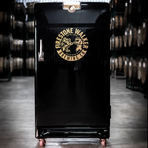 The Firestone Walker Brewing Company Firestone Walker Beer Fridge Sweepstakes
