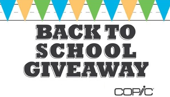 Too Corporation USA Copic 2020 Back To School Giveaway