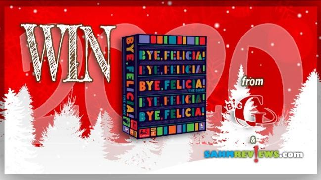 Bye, Felicia Game Holiday Giveaway
