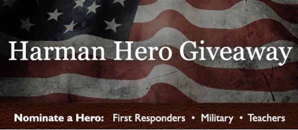 Harman Stoves Hero Giveaway