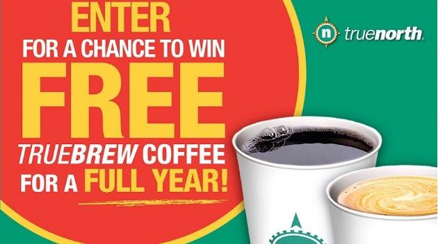 IHeartMedia 100.7 WMMS Coffee For A Year From Truenorth Sweepstakes