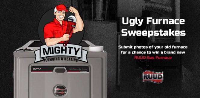 KMGH-TV Ugly Furnace Sweepstakes
