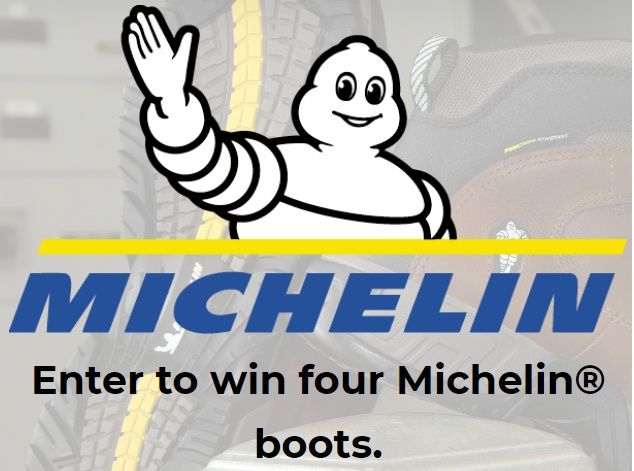 Lehigh Outfitters Michelin Footwear Giveaway