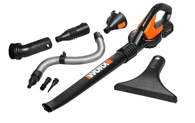 Meredith Leaf Blower Sweeper Daily Sweepstakes