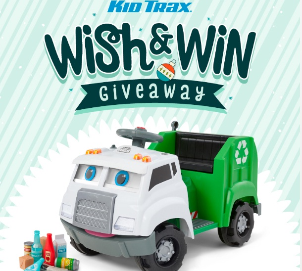 Pacific Cycle Kid Trax Wish And Win Giveaway