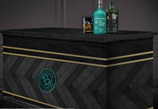 Remy Cointreau USA Bruichladdich Home Bar Sweepstakes