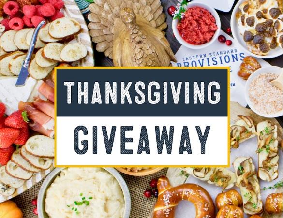 Thanksgiving Recipe Box Giveaway