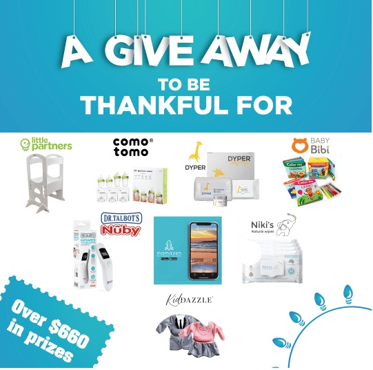 Brilliant Products Intl A Giveaway To Be Thankful For Giveaway