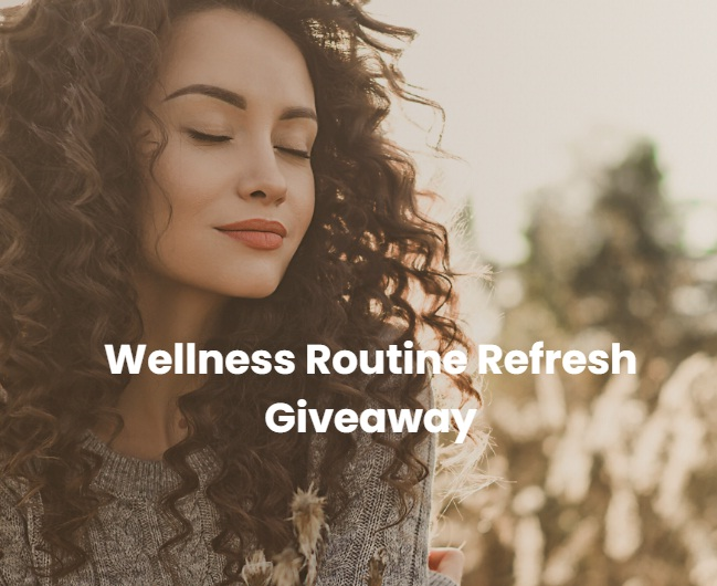Purlisse Beauty Wellness Routine Refresh Giveaway