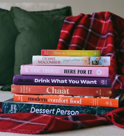 Random House Book Your Care Package Holiday Sweepstakes