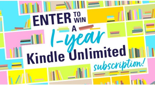 Riot New Media Group Book Riot Kindle Unlimited Giveaway
