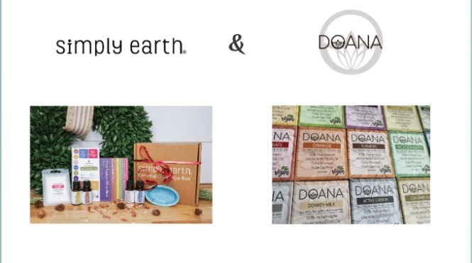 Simply Earth Doana Organics December Giveaway