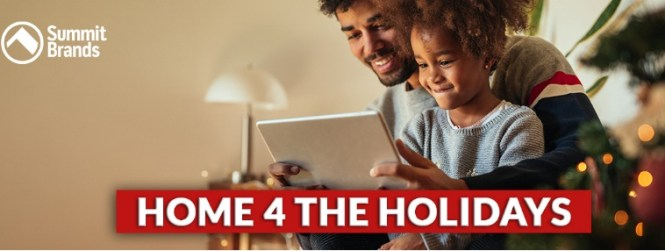 Summit Brands Home 4 The Holidays Giveaway