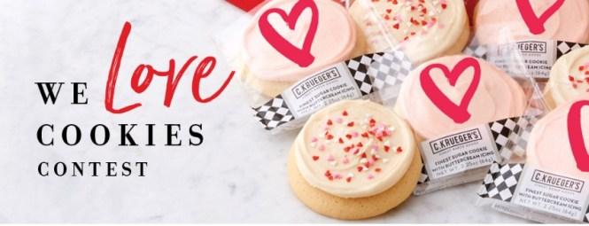 C.Krueger We LOVE Cookies Contest