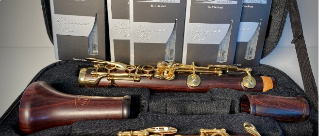 Clarineat Podcast Backun Protege Clarinet Giveaway