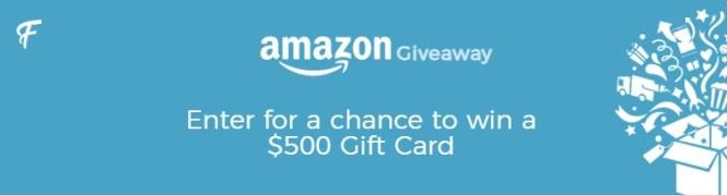 Fudge Amazon Gift Card Giveaway