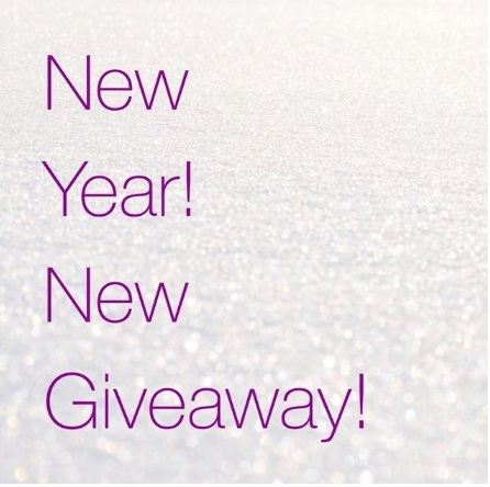 New Year, New Giveaway