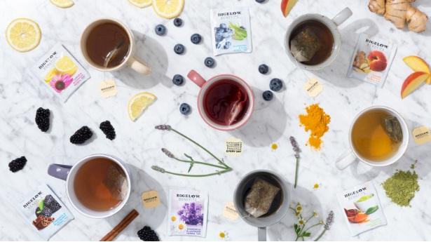 R.C. Bigelow Bigelow Hot Tea Month Giveaway