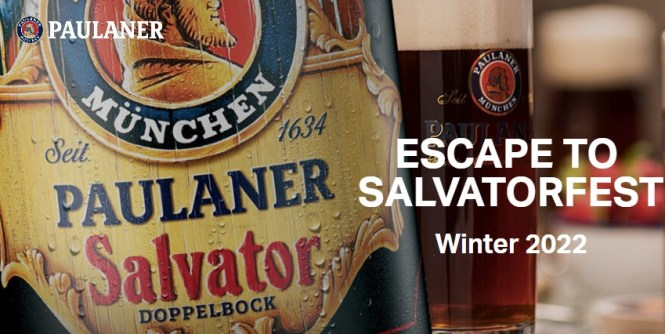The Paulaner Escape To Salvatorfest Sweepstakes