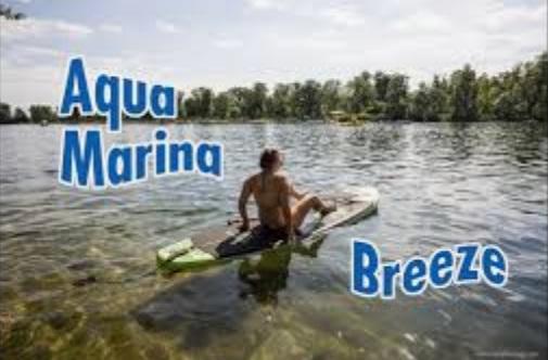 Aqua Marina Breeze Standup Paddle Board Giveaway
