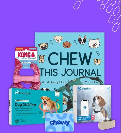 Embark Veterinary Embark New Puppy Parent Survival Kit Giveaway