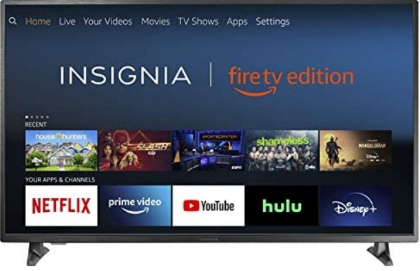 Insignia 32-inch Smart HD TV Giveaway