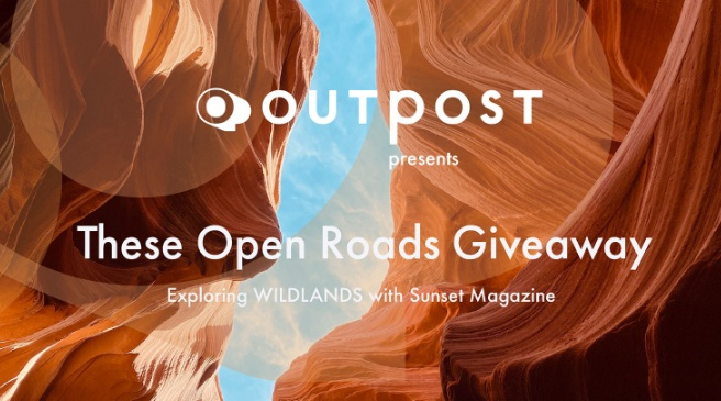 Outpost Trading Company, Inc. These Open Roads Giveaway