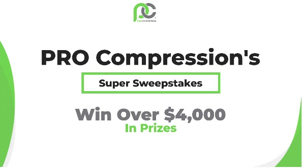 Pro Compression Super Sweepstakes