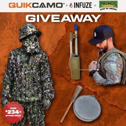 QuikCamo Giveaway