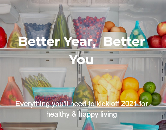 Zip Top Better Year, Better You Giveaway