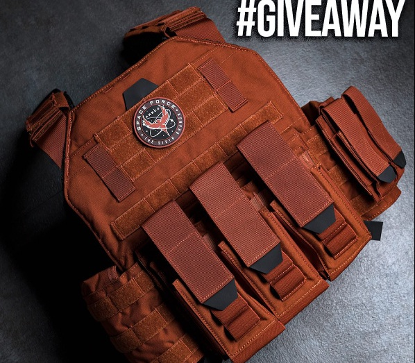 AR500 Armor Giveaway