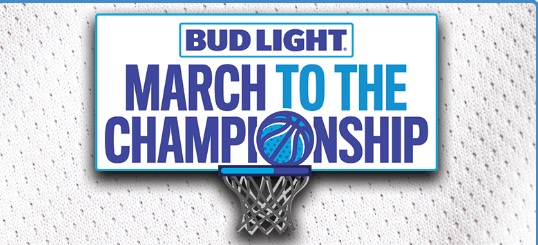 Anheuser-Busch Bud Light March To The Championship Sweepstakes