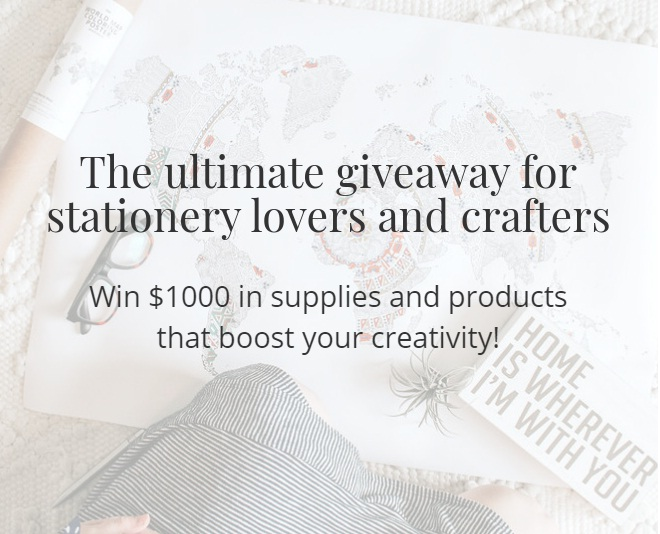 Anna Grunduls Design Anna Grunduls Design Crafters Giveaway