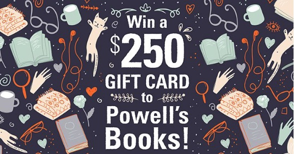 Book Riot Powell Books Sweepstakes