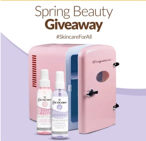 Cocoa Care Spring Beauty Giveaway