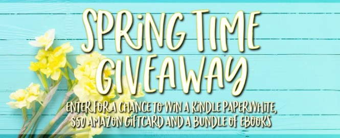 Inked Imagination Author Services Spring Time Giveaway