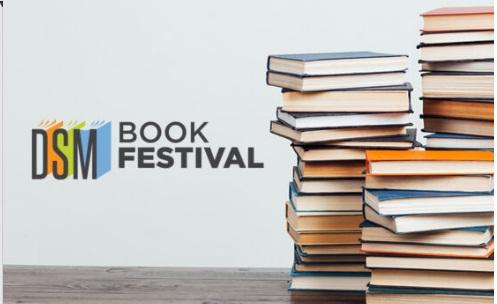 LAZER 103.3 DSM Book Festival Sweepstakes