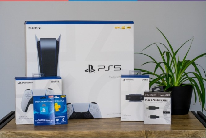 Singularity Interactive PS5 Giveaway