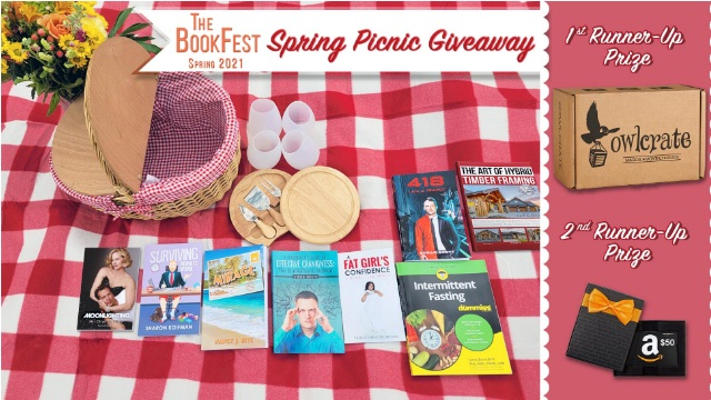 The BookFest Spring Picnic Giveaway