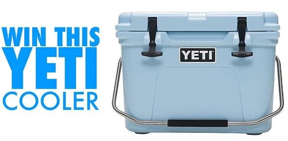 TrulyTeaTimeSweeps.com Yeti Cooler Sweepstakes