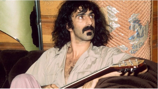 Zappa DVD Giveaway